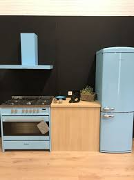 some colors are less common when it comes to appliances this light blue is one