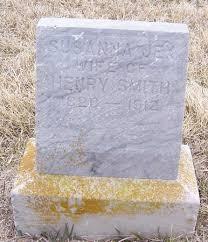 SMITH, SUSANNA - Shelby County, Iowa | SUSANNA SMITH - Iowa Gravestone  Photos