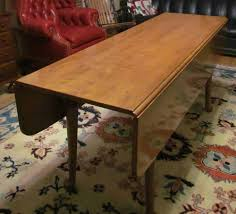 copper top coffee table ethan allen impressive vintage ethan allen harvest table maple drop leaf farm ethlen