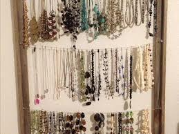 DIY Necklace Holder Great Tips Pinterest Necklace