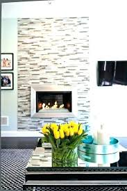recessed wall electric fireplace ed touchstones sideline mounted regardg touchtone idele