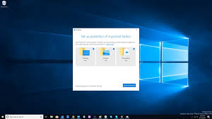 tip enable onedrive folder protection