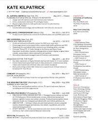Kate Kilpatrick Resume