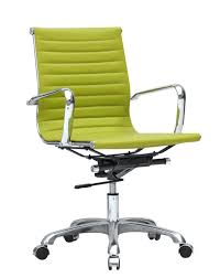 desk chair leather no wheels modern office chairs out page