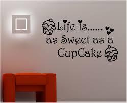 awesome cupcake wall art stickers set of large cupcakes cupcake on cupcake wall art stickers with awesome cupcake wall art stickers set of large cupcakes cupcake