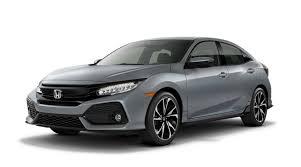 2019 Honda Civic Color Chart Color Options For The 2019 Honda Civic Hatchback