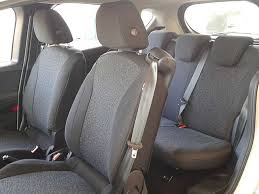 ford b max seat covers in cloth