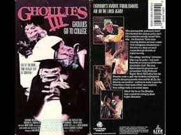 ghoulies iii ghoulies go to college movie review  ghoulies iii ghoulies go to college 1991 movie review