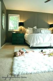 rug in bedroom layout area rug for bedroom bedroom fascinating design of white wool square area