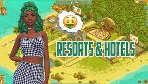 Resorts & Hotels Mod at KAWAIISTACIE - The Sims 4 Catalog