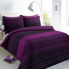 texture stripe duvet set bed quilt cover reversible pillowcase texture purple super king size 262266 p5570 15303 image jpg