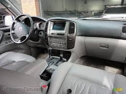 2007 Toyota Land Cruiser in Pacific Blue Metallic photo #11 ...