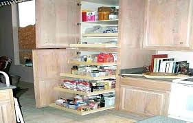kitchen cabinet sliding shelves for cabinets installing ikea pull out