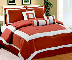 hotel collection comforter set. Small Comforter Hotel Orange Collection Set