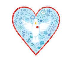 Resultado de imagem para pombinha da paz desenho