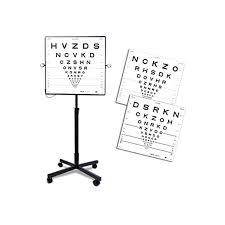 Etdrs Chart How To Use Esv3000 Etdrs Kit With Original Series13ft 4m Etdrs Charts