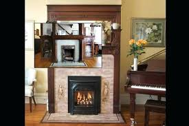 how much propane does a fireplace use by upgrading an old wood burning fireplace with a