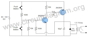 on off switch circuit diagram the wiring diagram push button on off swtich using transistors circuit diagram circuit diagram