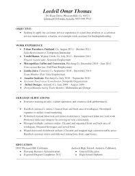 Restaurant Manager Resume Skills Assistant Manager Resume Objective Restaurant Manager Resume