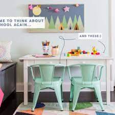 It S Back To School Well Back To Homeschool 54 Desk And Chair Combos For Every Age And Budget Emily Henderson