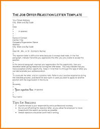 Cover Letter Reply Job Offer Lezincdc Com