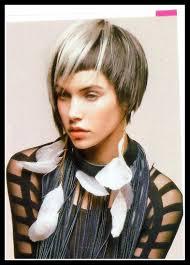 White On Black Hair Color