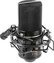 Mxl 770 Cardioid Condenser Microphone Review Recording Microphone Best Usb Microphone Microphone