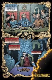 dracula vs king arthur via kickstarter broken frontier comic  broken frontier