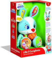 Baby Clem Lillo Coniglietto 17254 - PRIMA INFANZIA - Il Capriccio  Giocattoli Store