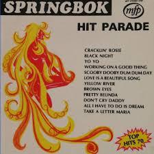 Springbok Springbok Hit Parade Volume 01 To 30