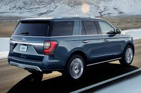 2018 ford cars. Simple Cars 2018 Ford Expedition Rear Quarter Right Photo Intended Ford Cars R