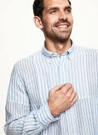 <b>Striped</b> Shirts | <b>Man</b> | <b>Façonnable</b>
