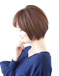 大人かわいい小顔モテショートスタイルnb 98 ヘアカタログ髪型