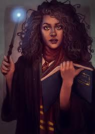 hermione granger by fridouw