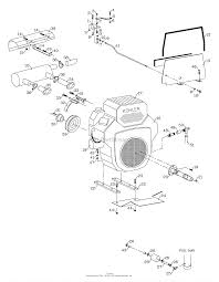 Kohler Ch12 5 Engine Electrical Diagram
