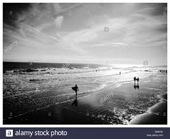 South Carolina Beach Black And White Stock Photos Images