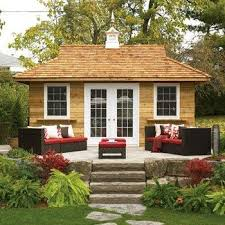 backyard bungalow great for home office guest house or art