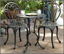 Patio Furniture 3 Piece Regarding Property Chelsea 3piece Wicker Three Piece Outdoor Furniture