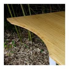jarvis bamboo adjule standing desk in black