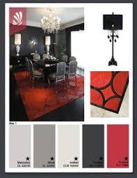 red bedroom color palette. nice pallette: black, white and red star 1 color scheme for tv room bedroom palette i