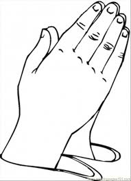Small Picture Phone Coloring Pray Simply Simple Praying Hands Coloring Page at