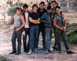The Outsiders Plot Chart Plot Diagram The Outsiders