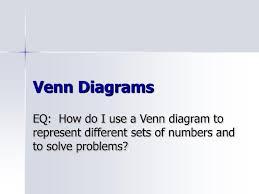 Diagram Venn Ppt Ppt Venn Diagrams Powerpoint Presentation Id 3358426