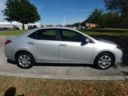 2015 Used Toyota Corolla 4DR SDN S CVT at Central Florida Toyota ...