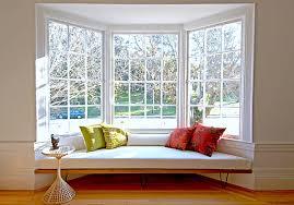 ... Modern Bay Window Inspiring Ideas 50s Modern Style Bay Window Seat Bay  Window Seats For The ...