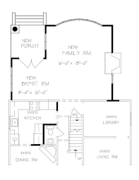 one room home addition plans family room master suite add on family room addition plans laundry