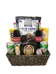crown royal gift basket