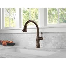Delta White Kitchen Faucets Delta Kitchen Faucets Delta Linden Single Handle Pull Out