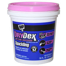 dap drydex 16 oz dry time indicator spackling paste