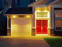 recessed outdoor lighting led